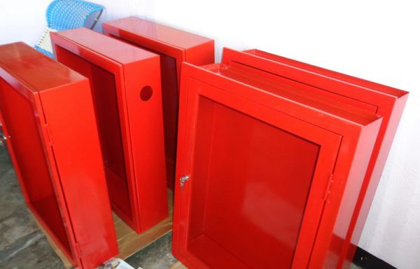 caja gabinete para eq contraincendios